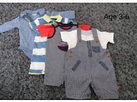 Boys 3 - 6 Months Clothes