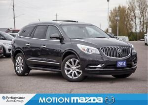 2014 Buick Enclave Premium Leather Dual Roof Navi