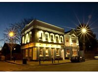 kitchen porter - full time The Crooked Well in Camberwell - £7.20 hourly rate
