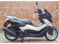 Yamaha Nmax 125cc (16 REG), Immaculate Condition, 11 months warranty! One owner!