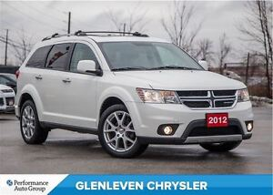 2012 Dodge Journey R/T | SUNROOF | LEATHER | BLUETOOTH