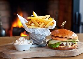 Chef de parties & Chefs all grades waned for Gastro Pub, Wilmington Dartford