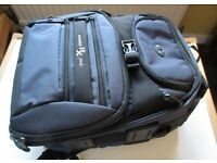 Backpack Camera Bag - excellent condition