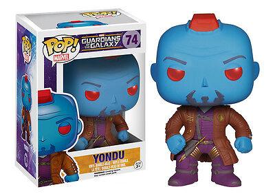 Funko Pop Marvel Guardians Of The Galaxy - Yondu Bobble Vinyl Action Figure Toy
