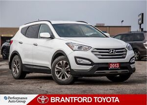 2013 Hyundai Santa Fe Sport One Owner Trade In, Safety and E-Tes