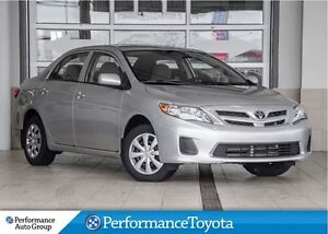 2012 Toyota Corolla 4-door Sedan CE 4A
