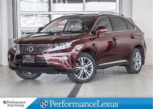 2014 Lexus RX 350 6A TOURING PACKAGE.