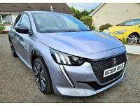 2020 Peugeot 208 1.2 PureTech GT Line **Only 87 MILES**Low rate Finance & PCP Deals Available**