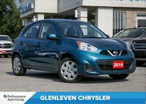 2016 Nissan Micra Just Arrived...SV | BLUETOOTH | A/C