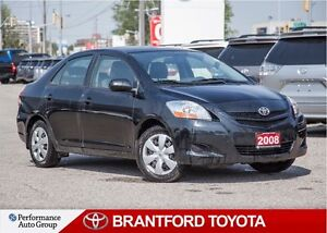 2008 Toyota Yaris Base, Automatic, Trade In, Sold Certified