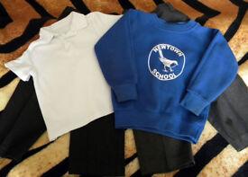 Newtown School uniform 3-4 years - used