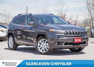 2016 Jeep Cherokee Pending Sold...Limited | V6 | PANO ROOF | NAV
