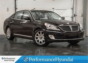 2011 Hyundai Equus Signature at