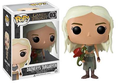 Funko Pop  Game Of Thrones  03 Daenerys Targaryen Vinyl Figure New