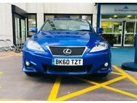 Lexus IS200d F SPORT METALLIC BLUE rare