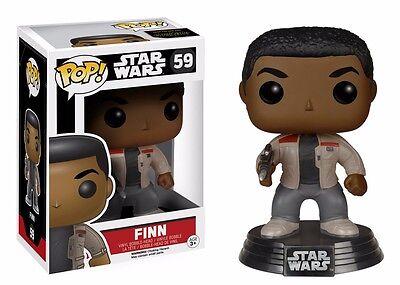 Funko Pop! Star Wars Episode 7 The Force Awakens Finn Vinyl Action Figure 59 - Kids Pop Stars