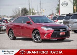 2015 Toyota Camry XSE, Local Trade In, Leather, Sunroof, Navigat