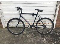 Raleigh bicycle | black men's cycle used bike | Reading Earley Area