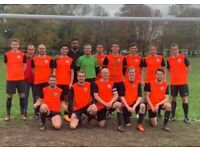 11 ASIDE PLAYERS WANTED, TEAMS LOOKING FOR PLAYERS. JOIN LONDON FOOTBALL TEAM