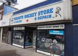 Toronto Hockey Repair & Goalie Heaven