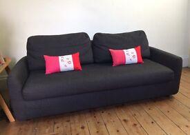 Sofa, Habitat Sofa, Excellent Condition, Stylish and Very Comfortable, Family Sofa, Smoke free home