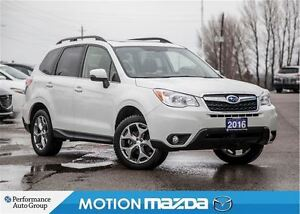 2016 Subaru Forester 2.5i Limited Leather Roof+ Winter Tires
