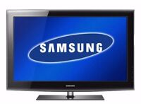 32 INCH SAMSUMNG LCD HD TV WITH BUILT IN FREEVIEW**CAN BE DELIVERED**