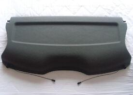 Ford Fiesta 02/08 (5 door) - Mid Grey Parcel Shelf MK6