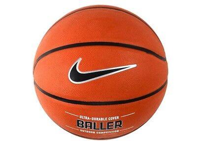 NIKE Basketball Outdoor Streetbasketball Ball Drausen zum Korb werfen BALLER 855