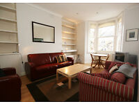 Superb 2 bed 1st floor Victorian apartment in Ormiston Grove, Shepherd's Bush, W12. No agency fees.