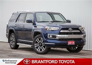 2015 Toyota 4Runner Limited!!, One Owner, 4x4, RARE Runner!!!