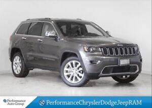 2017 Jeep Grand Cherokee Limited * HEMI V8 * Sunroof * Navigatio