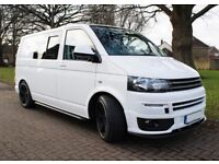 Brand new and unused. No VAT. No expense spared Vw camper conversion