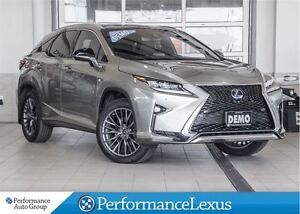 2017 Lexus RX 450H F Sport Series 3 - PREVIOUS COMPANY DEMO