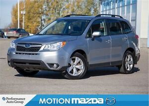 2014 Subaru Forester 2.5i Touring PKG Sunroof AWD