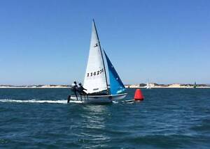 Hobie 16 Catamaran Applecross Melville Area Preview