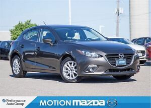 2014 Mazda MAZDA3 SPORT GS Sunroof Navigation