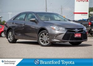 2016 Toyota Camry SE, Local Trade In, Alloy Wheels, Paddle Shift