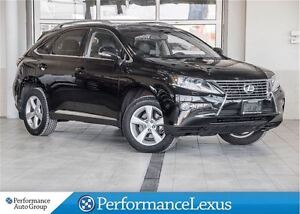 2014 Lexus RX 350 6A ONE OWNER !!