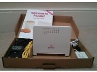 Plusnet Broadband and Wifi Router