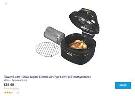 tower airfryer