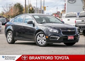 2015 Chevrolet Cruze Sold........Pending Delivery