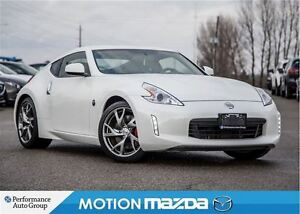 2017 Nissan 370Z Touring Sport 6 Speed Leather Navi