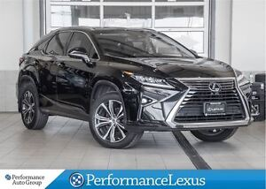 2017 Lexus RX 350 PREVIOUS COMPANY DEMO!