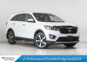 2016 Kia Sorento EX * V6 * 7-Seater * Panoramic Sunroof