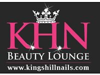 Beauty Therapist Needed for Busy Salon in Kings Hill, West Malling