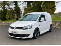 2013 VW Caddy R-Line Kitted