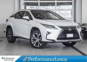2017 Lexus RX 450H PREVIOUS COMPANY DEMO!