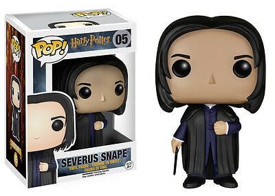 Funko Pop Vinyl Figurine Severus Snape Harry Potter Alan Rickman Blood Prince