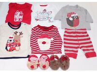 Kids Christmas Clothes, 0-3 m